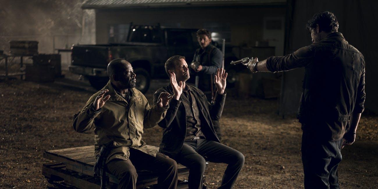 Fear the Walking Dead Morgan Season 4