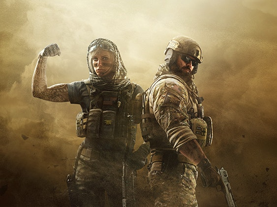 Rainbow Six Siege''s Dust Line DLC Delivers