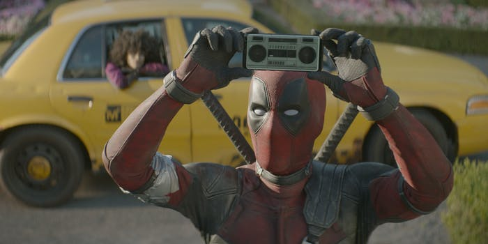 Deadpool 2 Baby Hitler Post Credits
