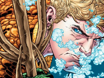 'Aquaman: Rebirth' #1 Illustrates Much James Wan's Superhero Film Will Have To Prove