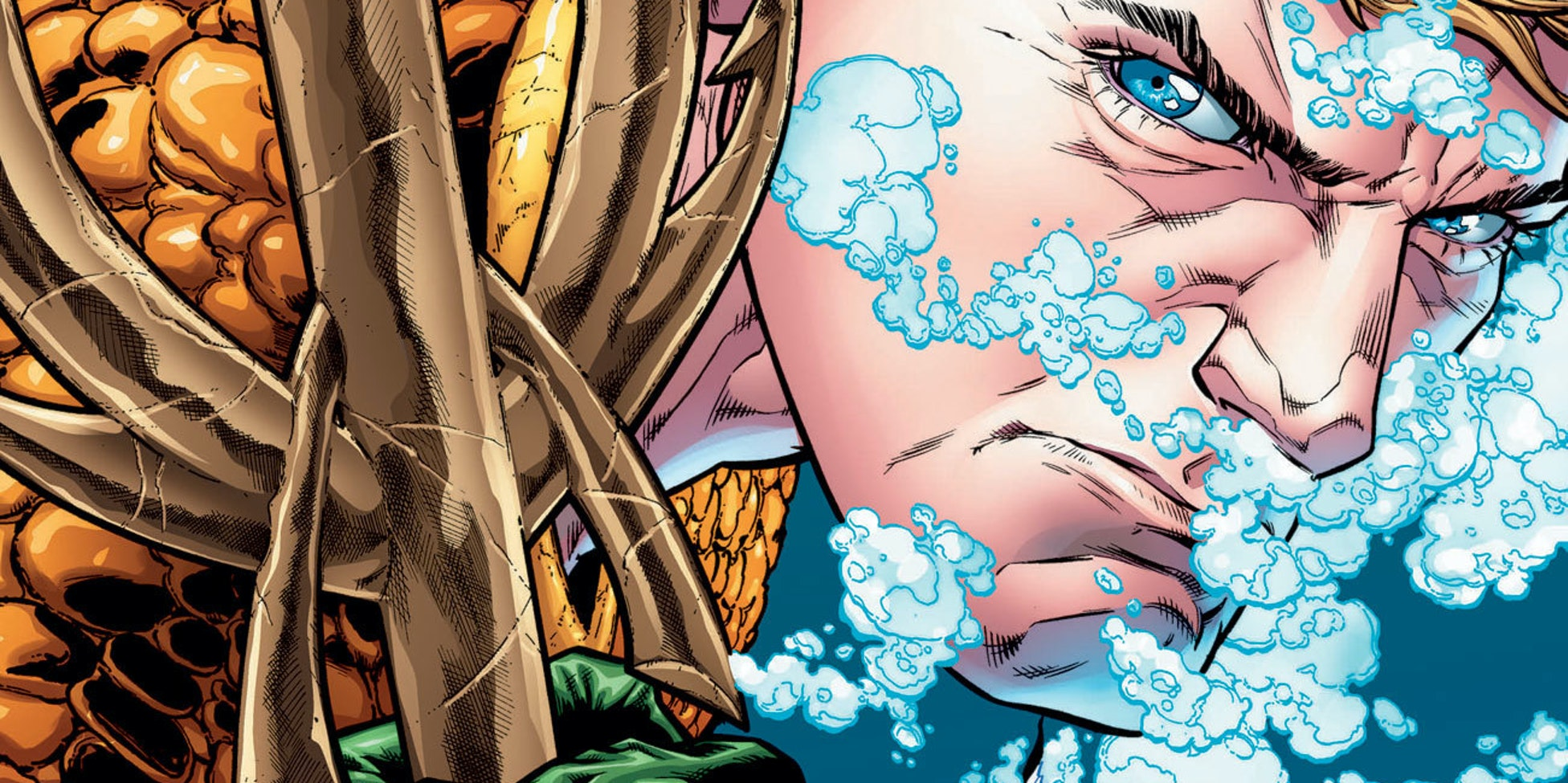 'Aquaman: Rebirth' #1 Illustrates Much James Wan's Superhero Film Will Have To Prove