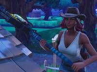 Fortnite Week 3 Hunting Party Secret Battle Star