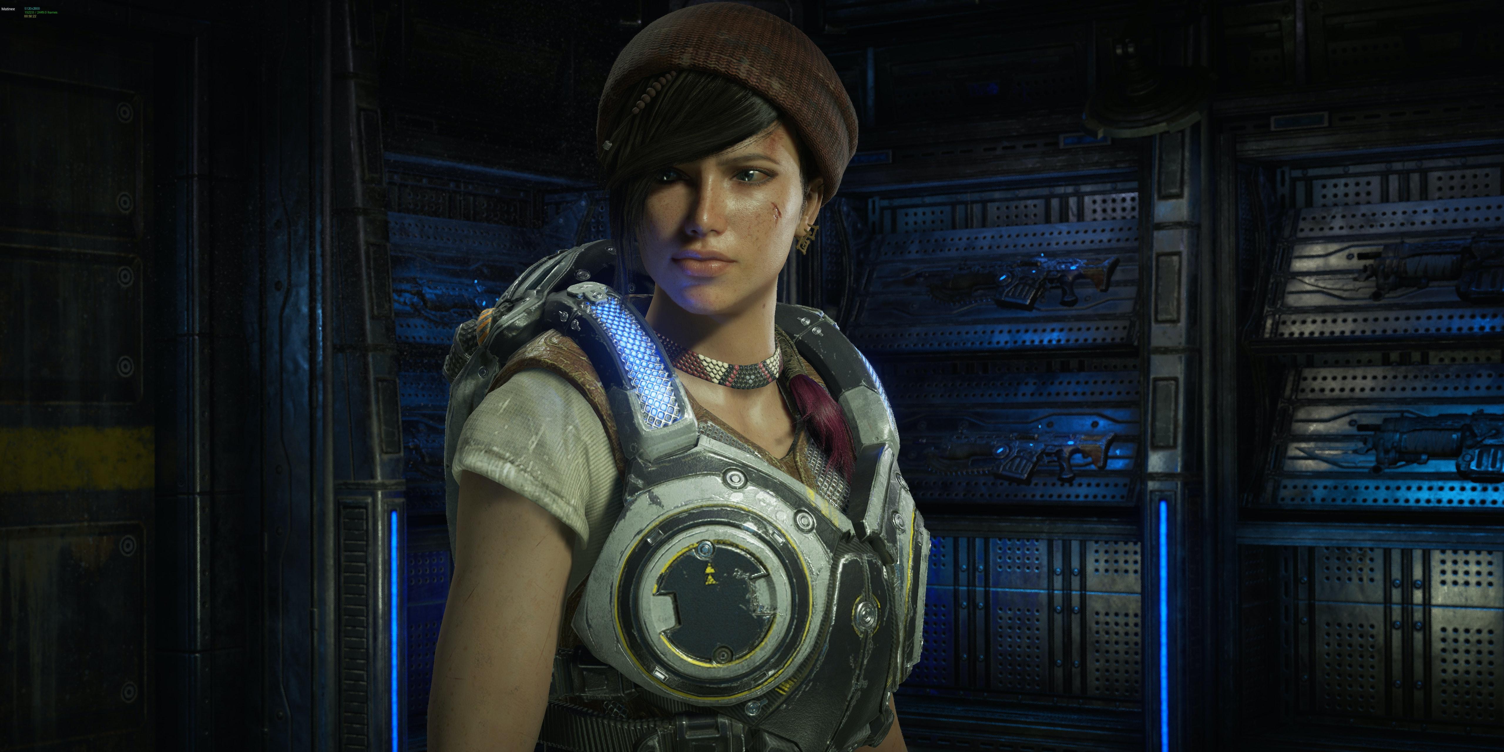 Kait Gears of War 4 Xbox One