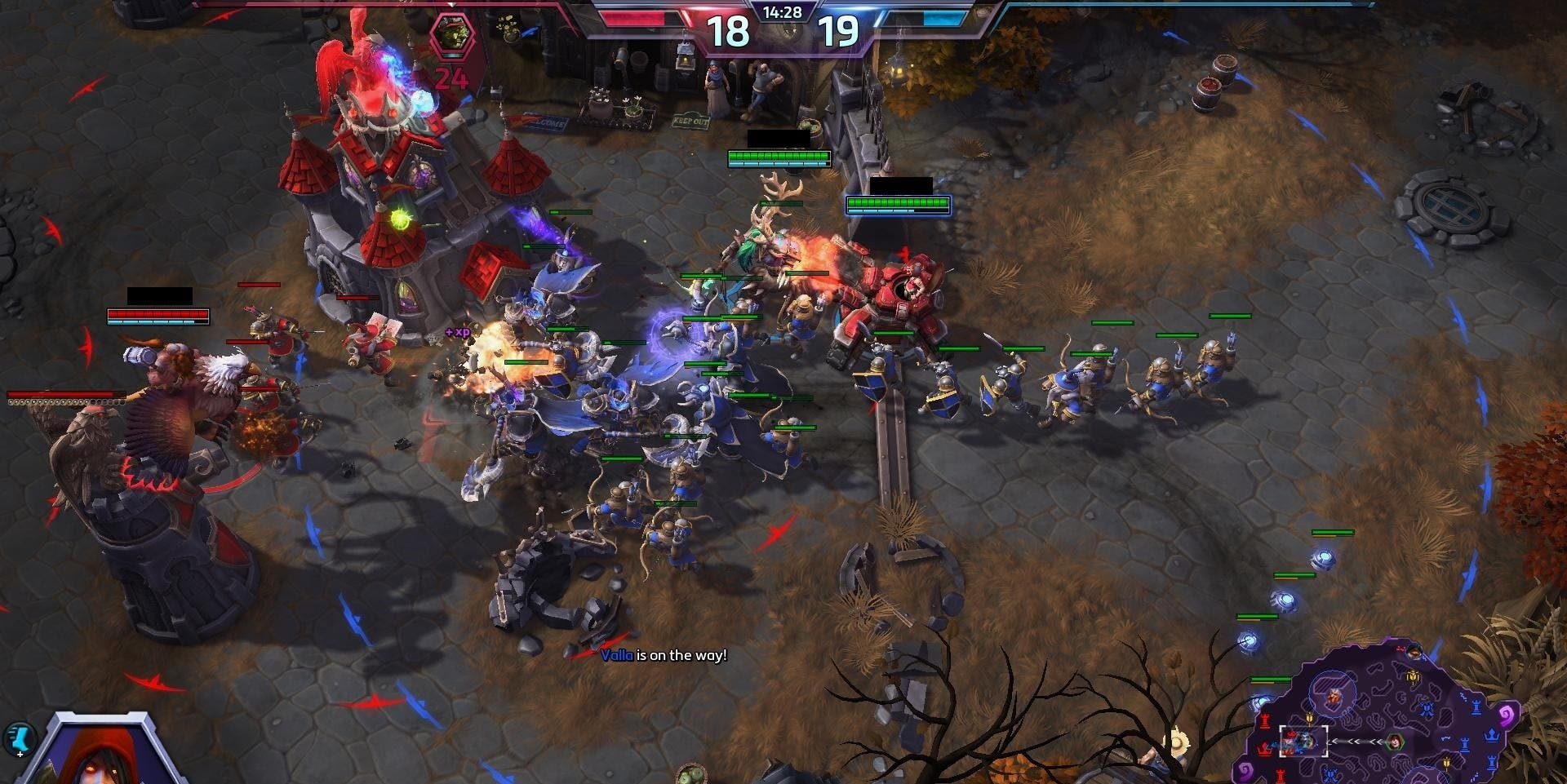 'Heroes of the Storm'