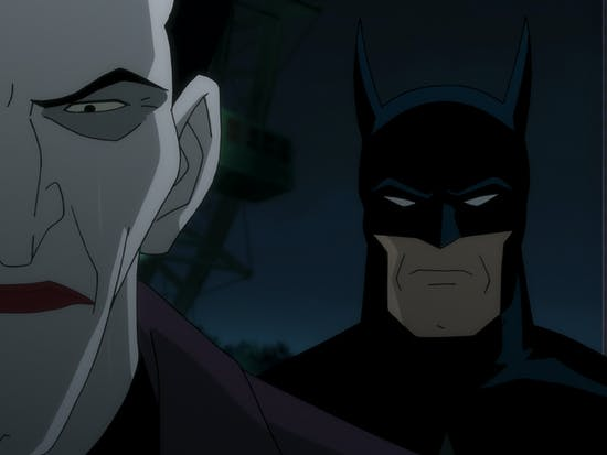 'Batman: The Killing Joke' Composers Went Mad to Get Joker's Sound