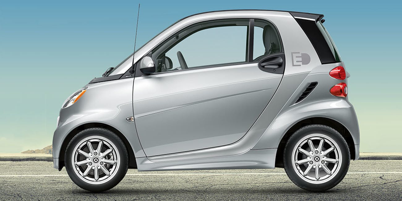 Smart Is Ditching Gas Ed Cars To Go All Electric In The U S