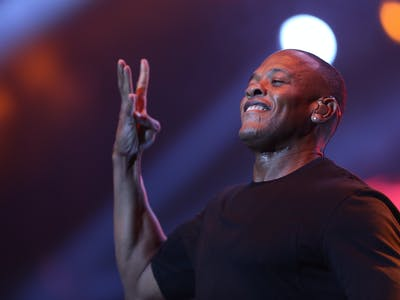 Dr. Dre's New Album 'Compton' Is Out Now
