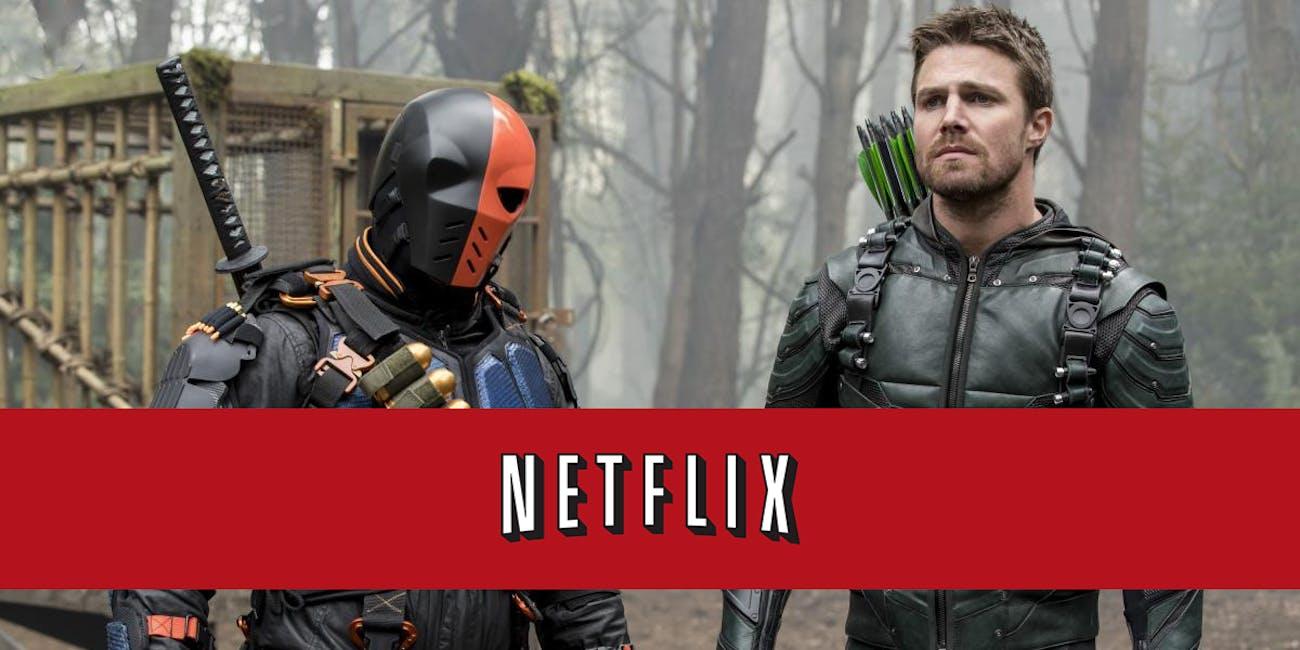 Arrow on Netflix