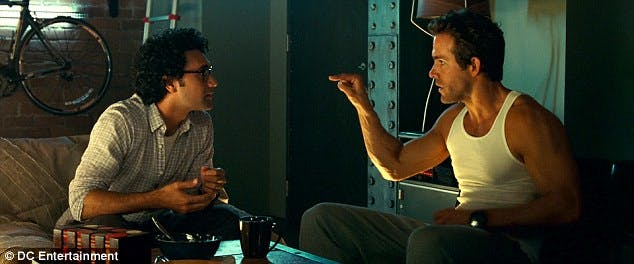 Taika Waititi played Hal Jordan's best friend Thomas Kalmaku in 'Green Lantern' (2011).