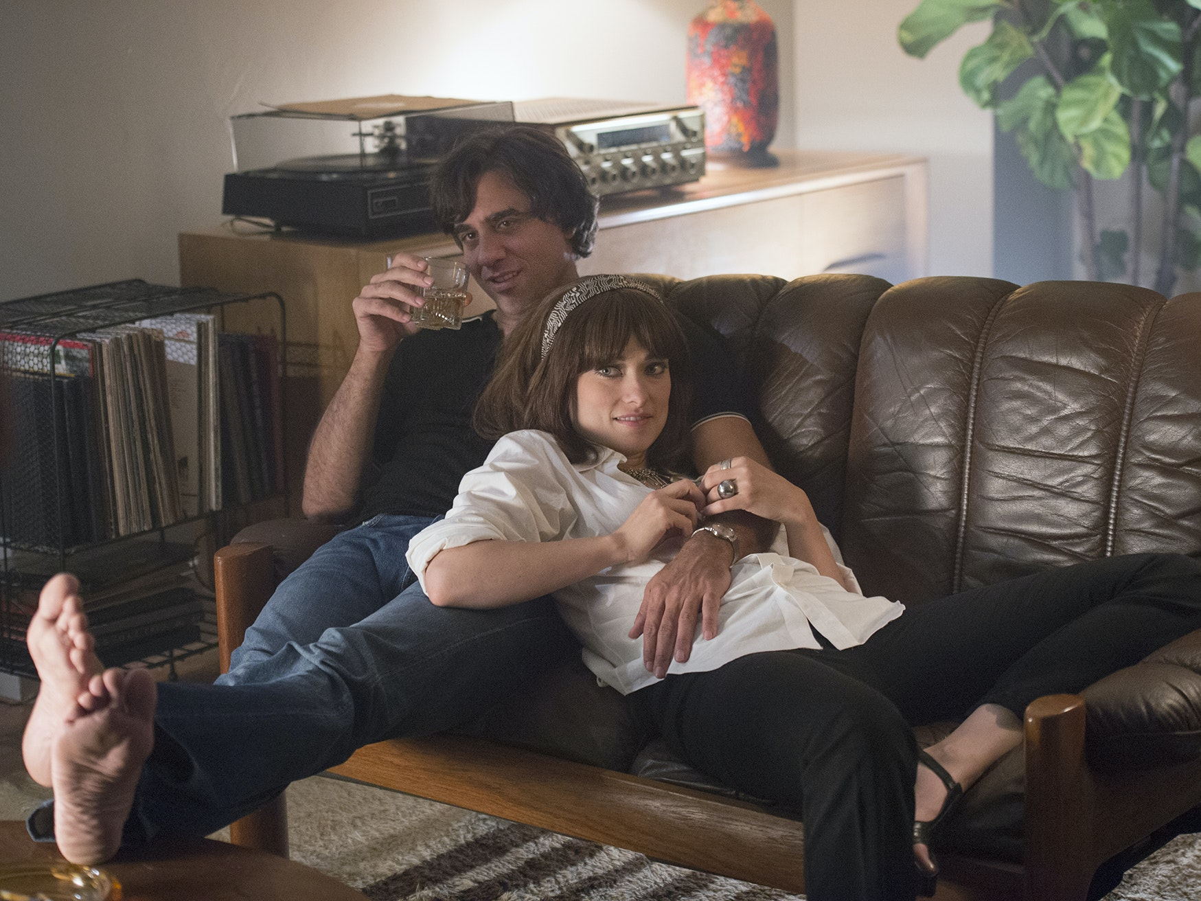 Vinyl, HBO, Episode 2, Bobby Cannavale, Martin Scorcese, Olivia Wilde