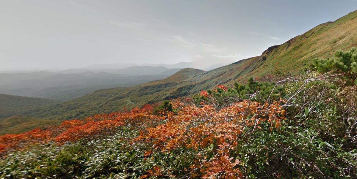 Mt. Kurikoma Japan
