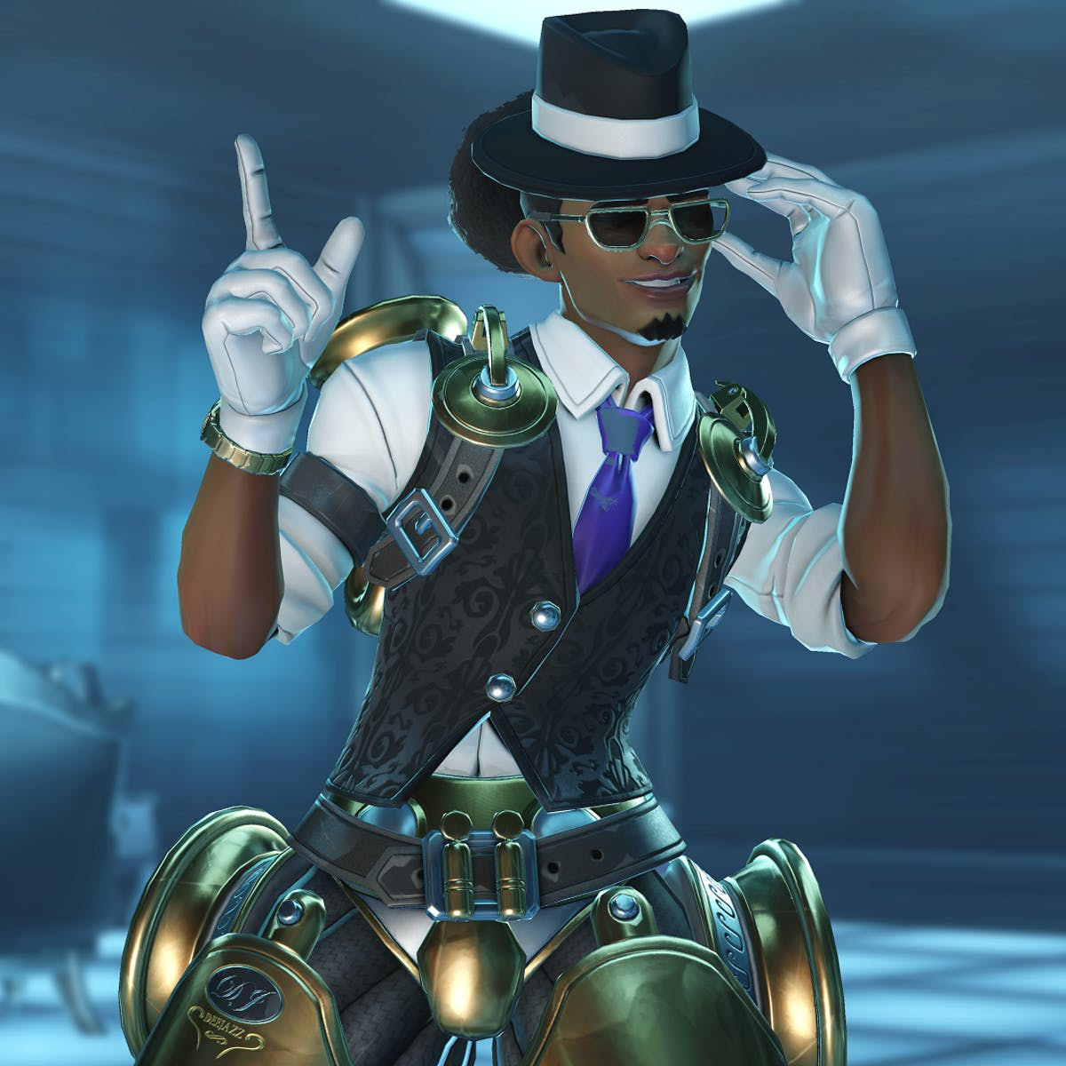 Ana Emotes new dance emotes in 'overwatch' are references to classic