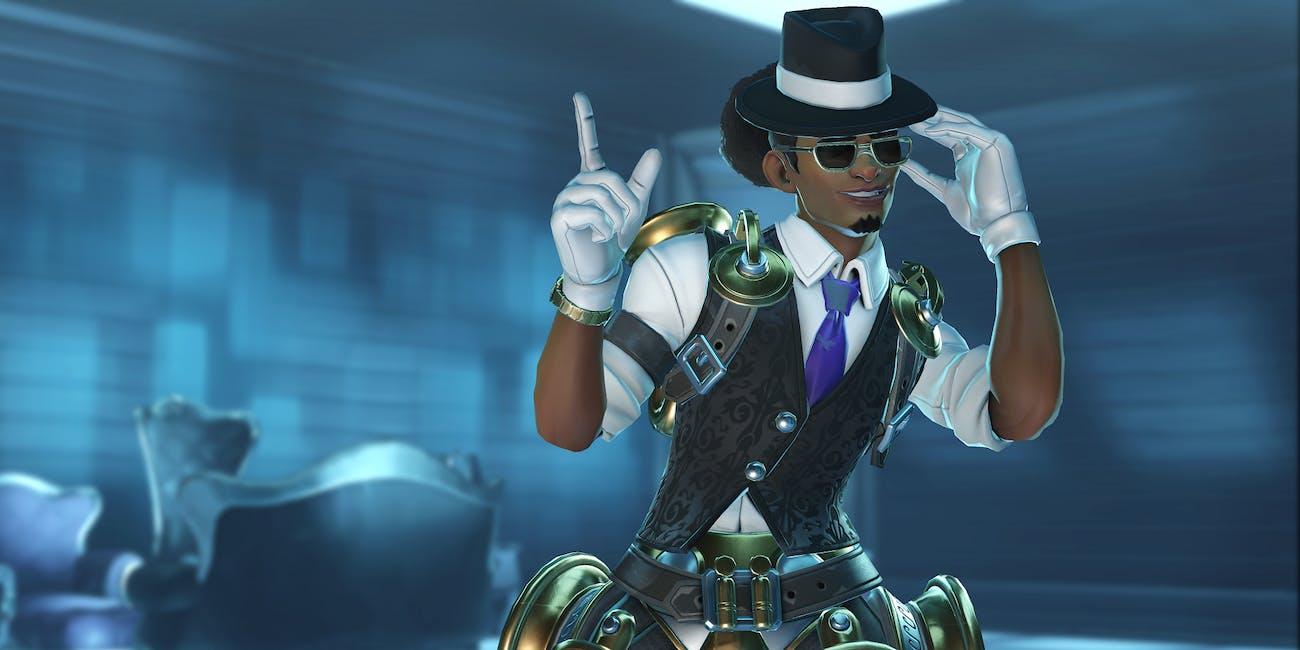 Overwatch Anniversary Lucio Skin Blizzard Activision