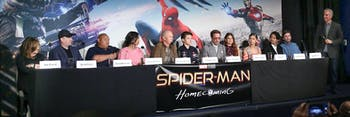 Spider-Man Homecoming Press Conference