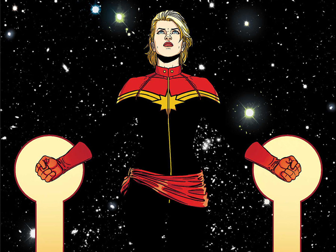 'Captain Marvel' Movie Could Explore Alcoholism, Trauma, and Kamala Khan