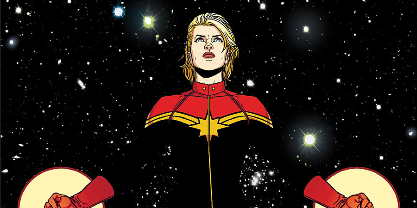 'Captain Marvel' Movie Could Explore Alcoholism, Trauma, and Kamala Khan