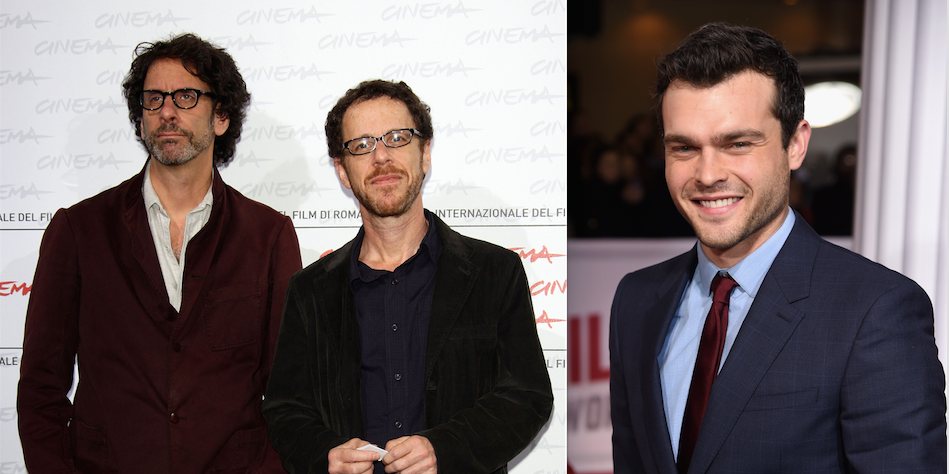 The Coen Brothers Prep Actors for 'Star Wars'