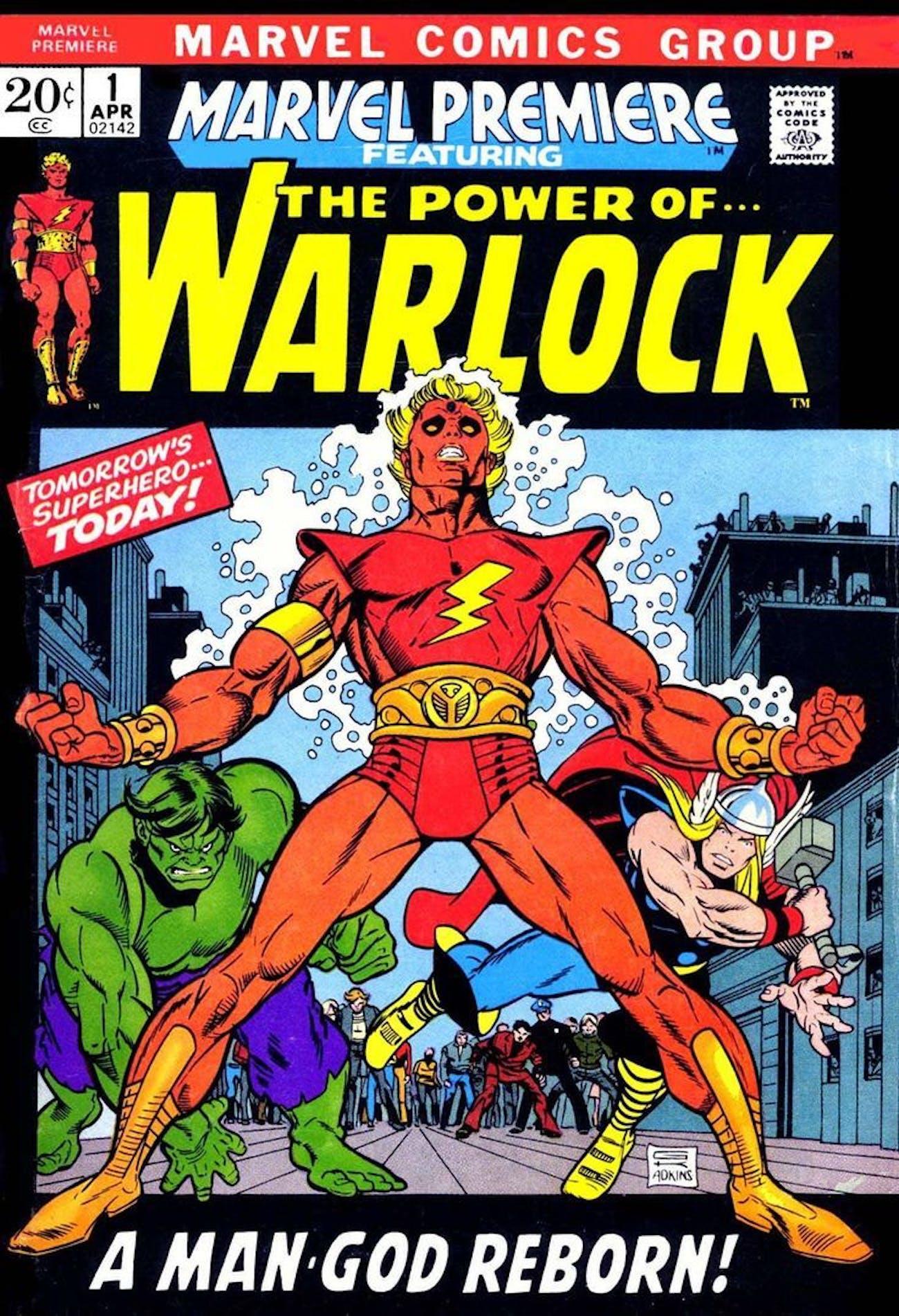 Adam Warlock Guardians of the Galaxy