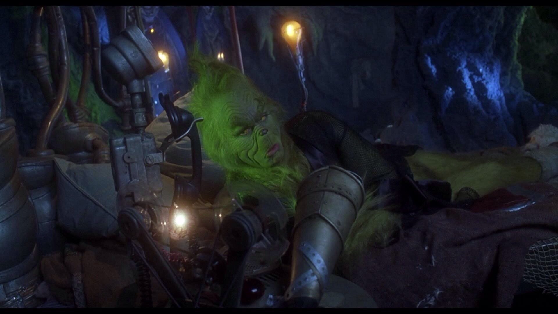 Sexual references in the grinch