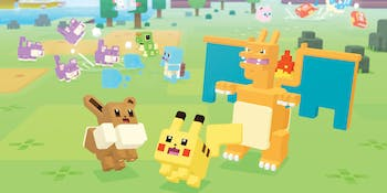 Are these Pokémon in Pokémon Quest?