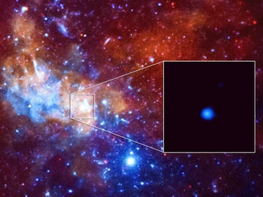 """Black Hole """"Images"""" Could Throw Modern Physics Into Disarray"""
