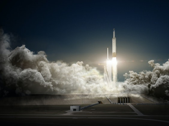 How SpaceX Plans to Fly Two People Around the Moon