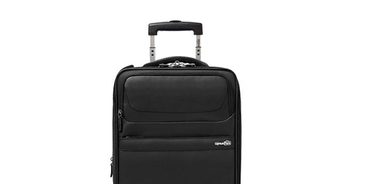 Genius Pack G4 Carry-On Spinner Case