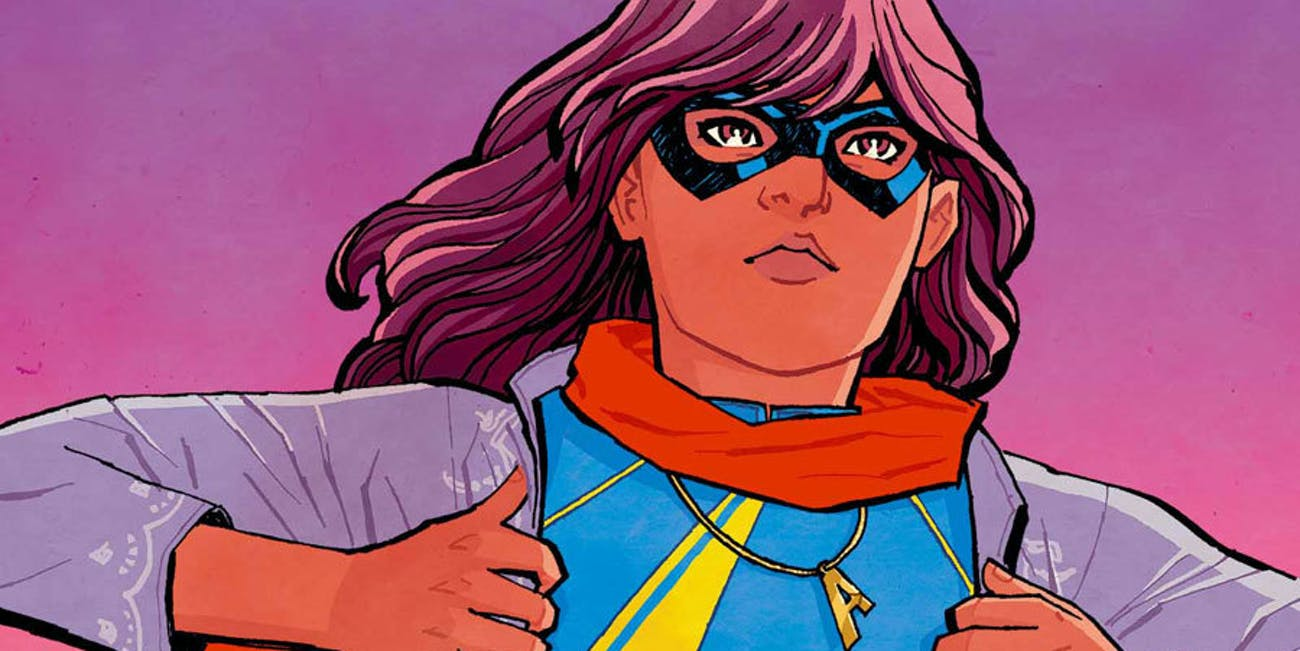 Ms Marvel Kamala Khan MCU