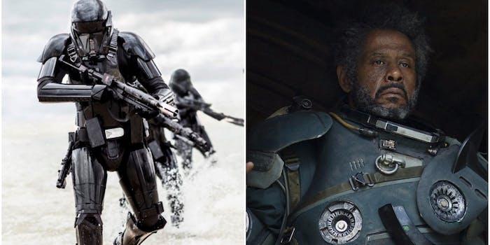 Rogue One sequel novel death star jedha saw gerrera inferno squad