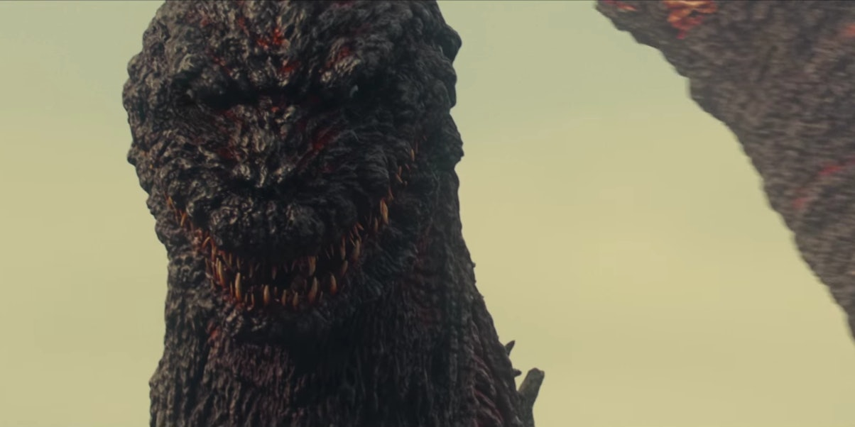 New 'Godzilla Resurgence' Trailer: The Japanese Kaiju Is Back, Baby