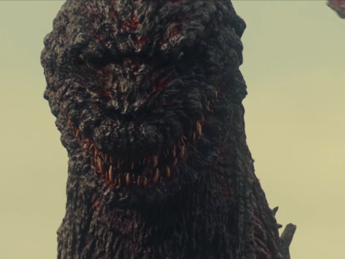 New 'Godzilla Resurgence' Trailer: The Japanese Kaiju Is Back, Baby