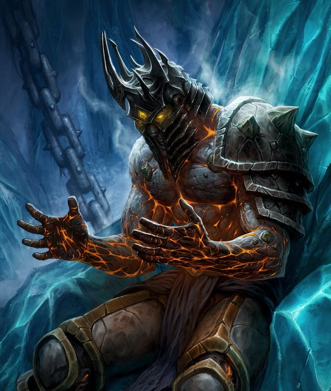 Bolvar Fordragon Lich King World of Warcraft