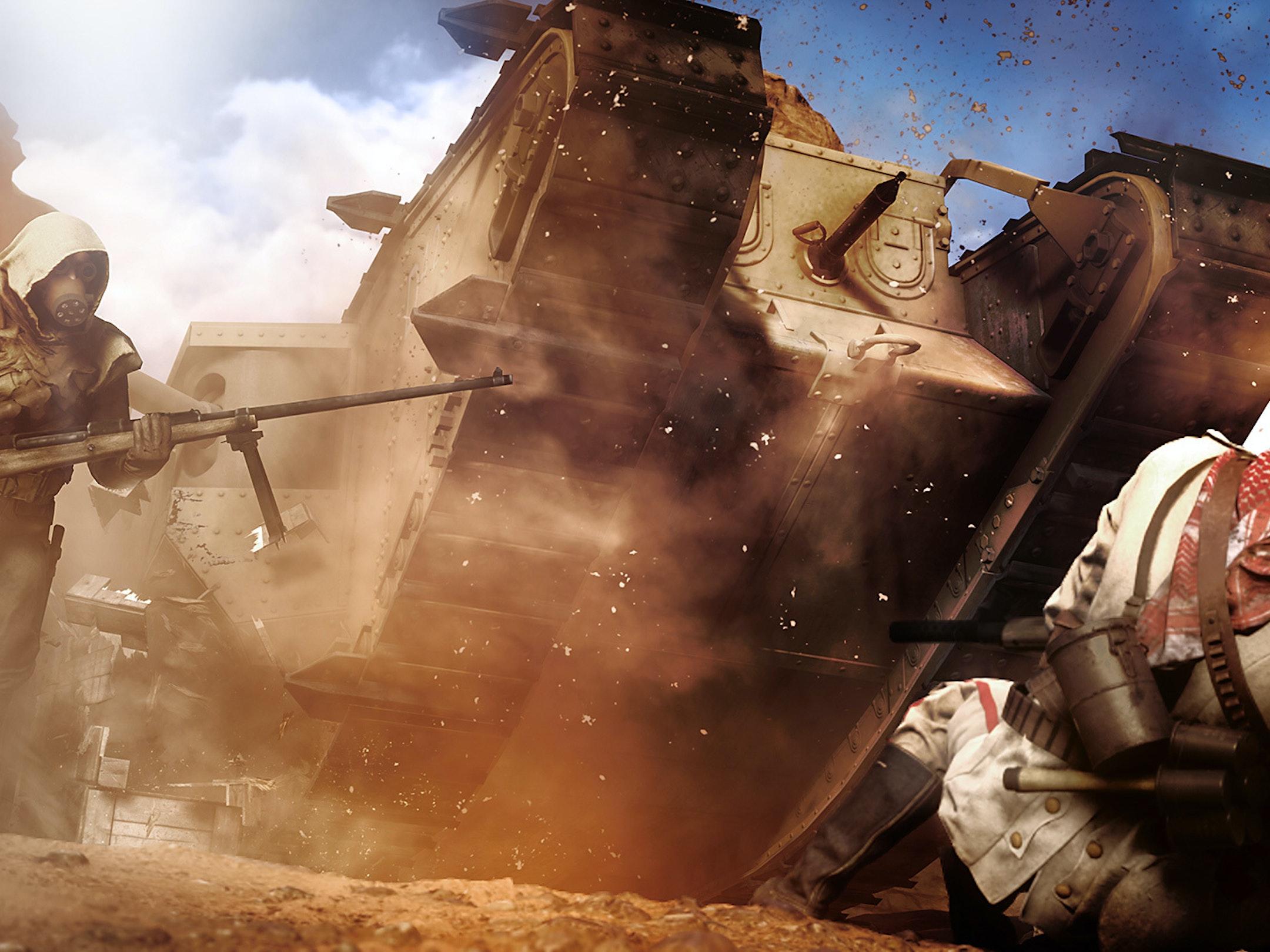 'Battlefield Hardline' Paved the Way for 'Battlefield 1'