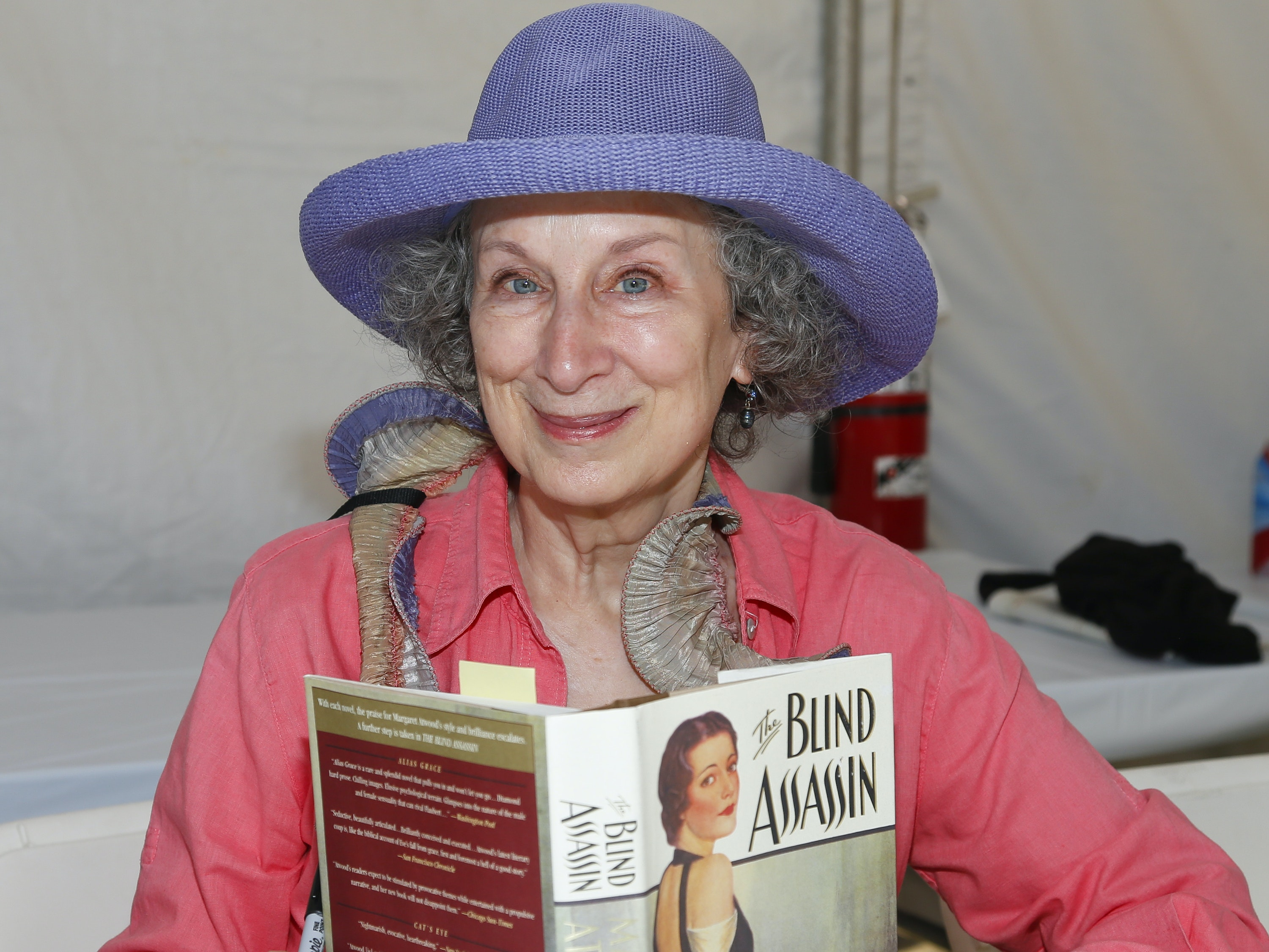 Which Margaret Atwood Novel Should Be a TV Show Next?