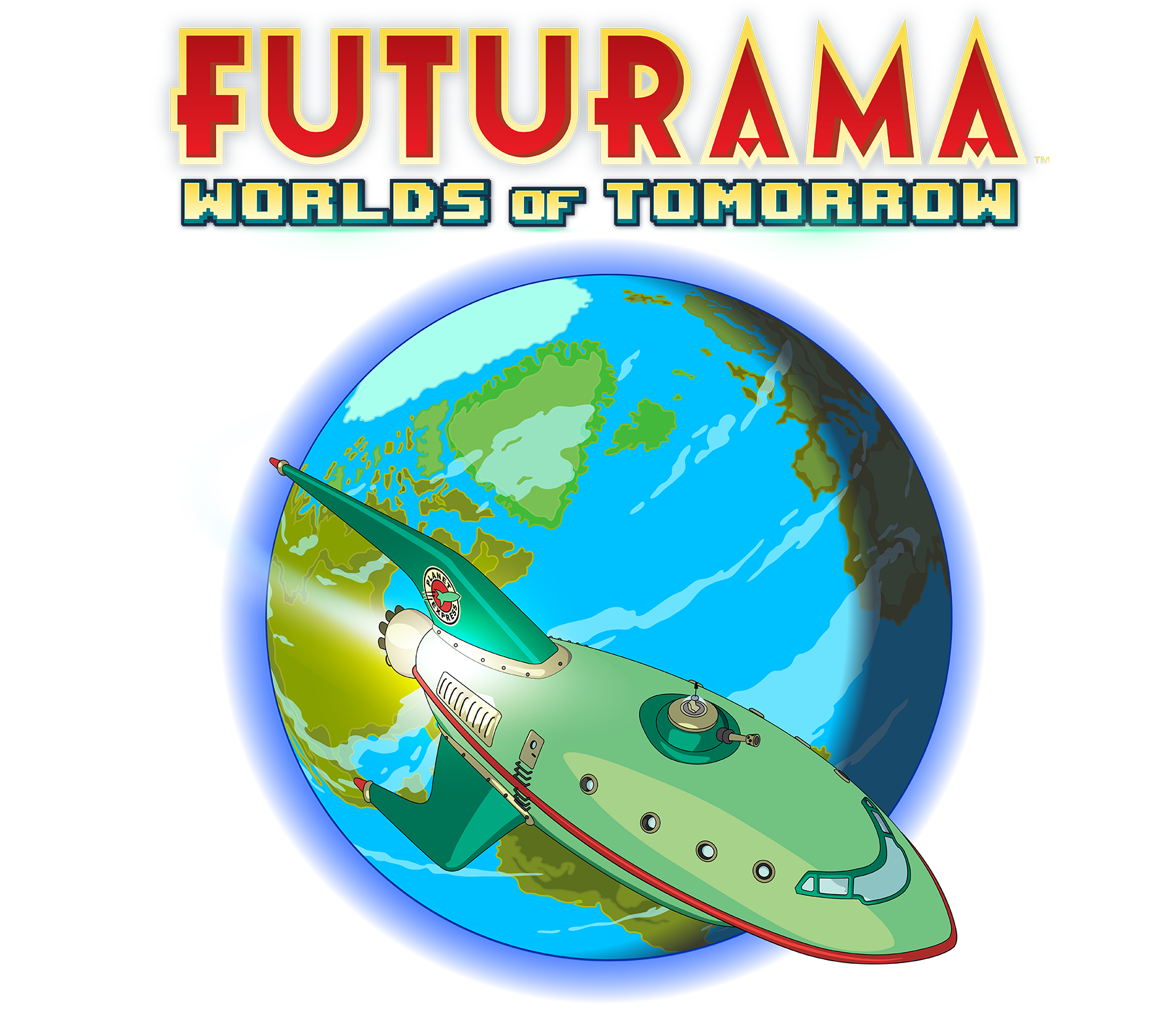 Futurama: Worlds of Tomorrow is looking pretty good.