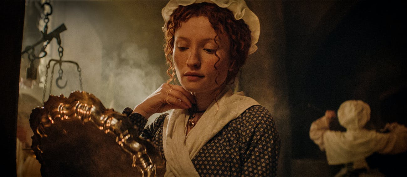 Essie McGowan in 'A prayer For Mad Sweeney'