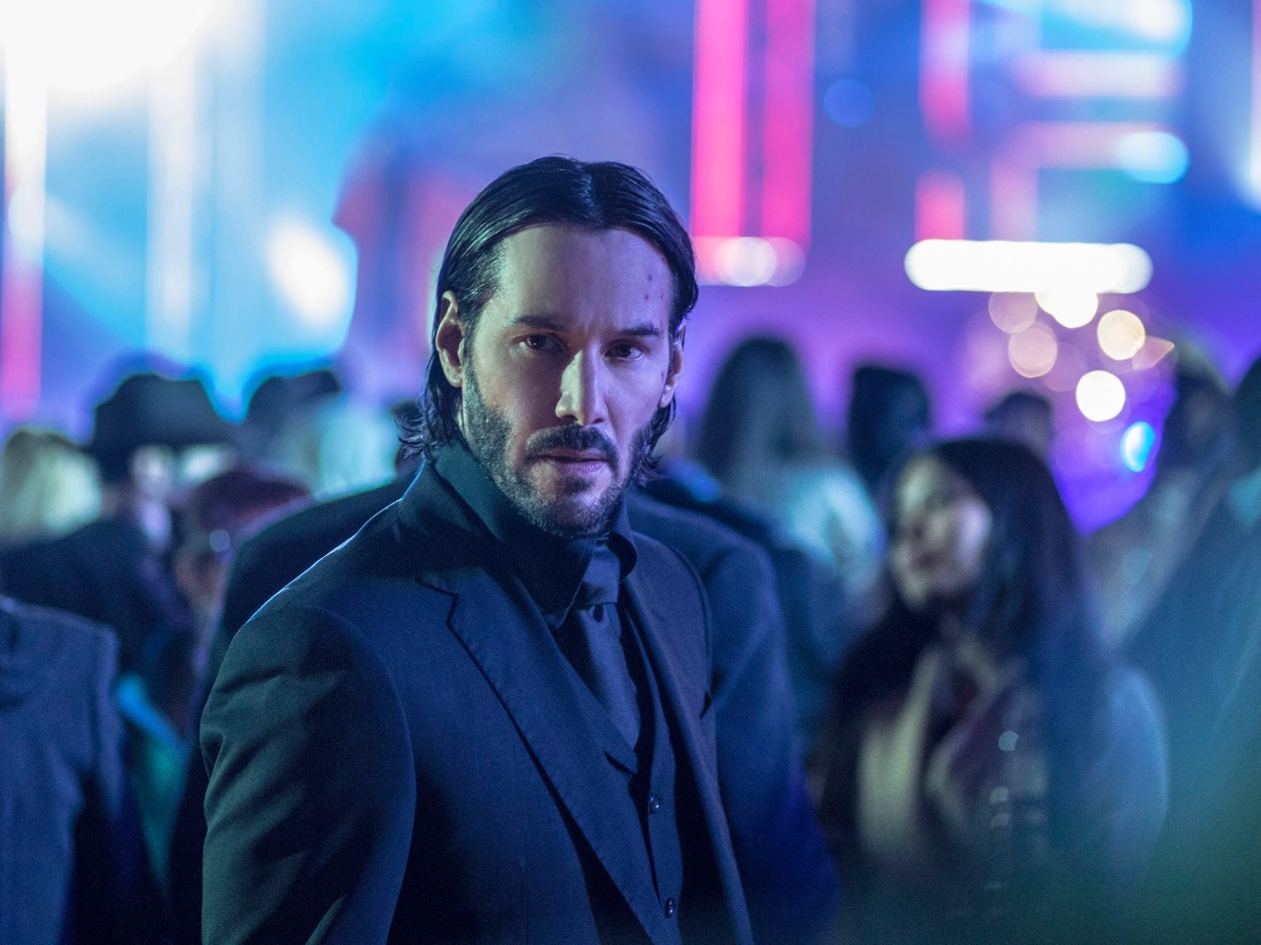 Wick Tears Up Rome in New Teaser for 'John Wick: Chapter 2'