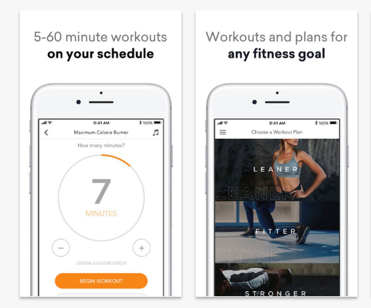 Best Workout Apps: 6 Free Fitness Apps Because Resolutions Are Hard