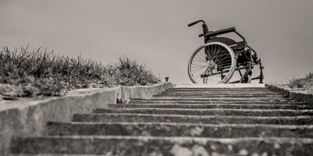 People with spinal cord injuries face discrimination on Airbnb.