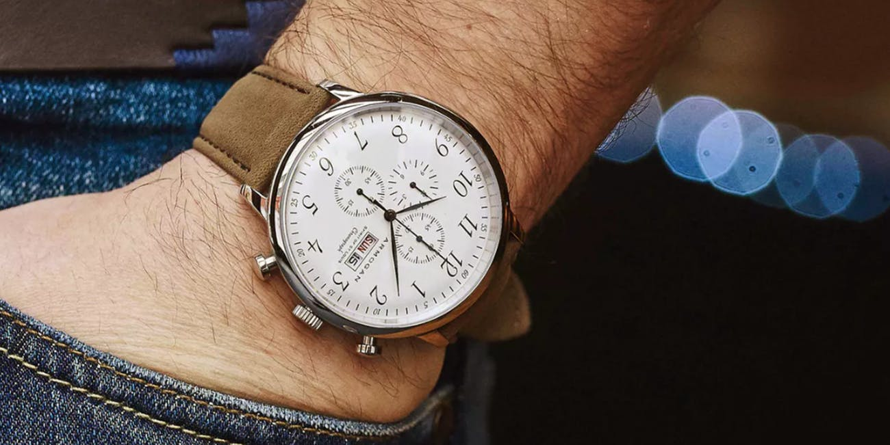 Armogan Spirit of St Louis Chronograph