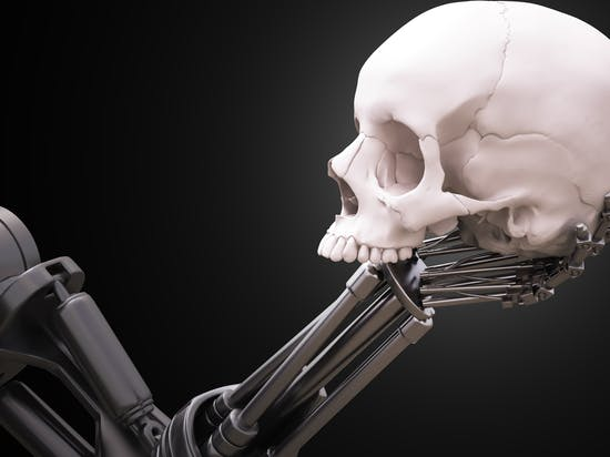 Fighting Malevolent A.I. With Cybersecurity