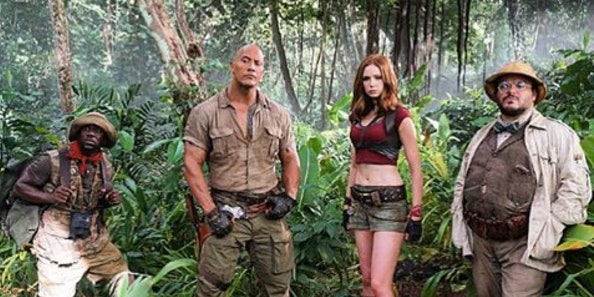 4 Jungle Hazards the 'Jumanji' Cast's Skimpy Outfits Can't Prevent