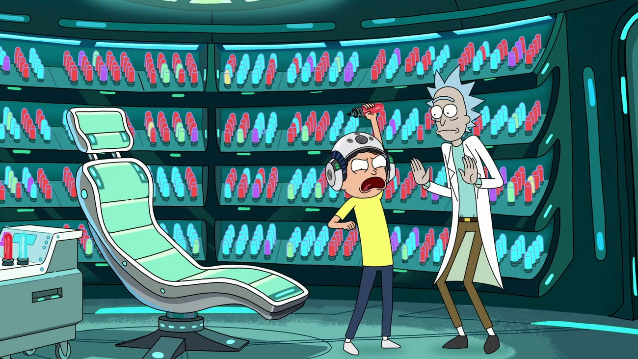 "'Rick and Morty' ""Morty's Mind Blowers"""