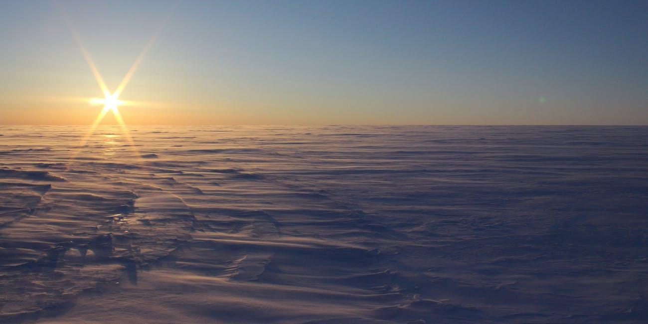 devon ice cap canada