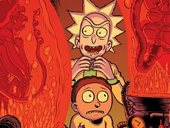 'Rick & Morty' Comics From Oni Press To Feature New Head Writer