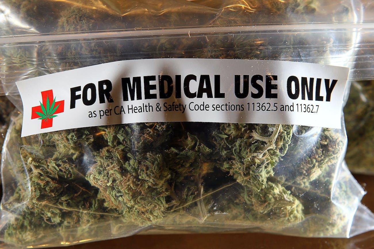 Jeff Sessions War on Drugs Sean Spicer Rohrabacher-Farr amendment