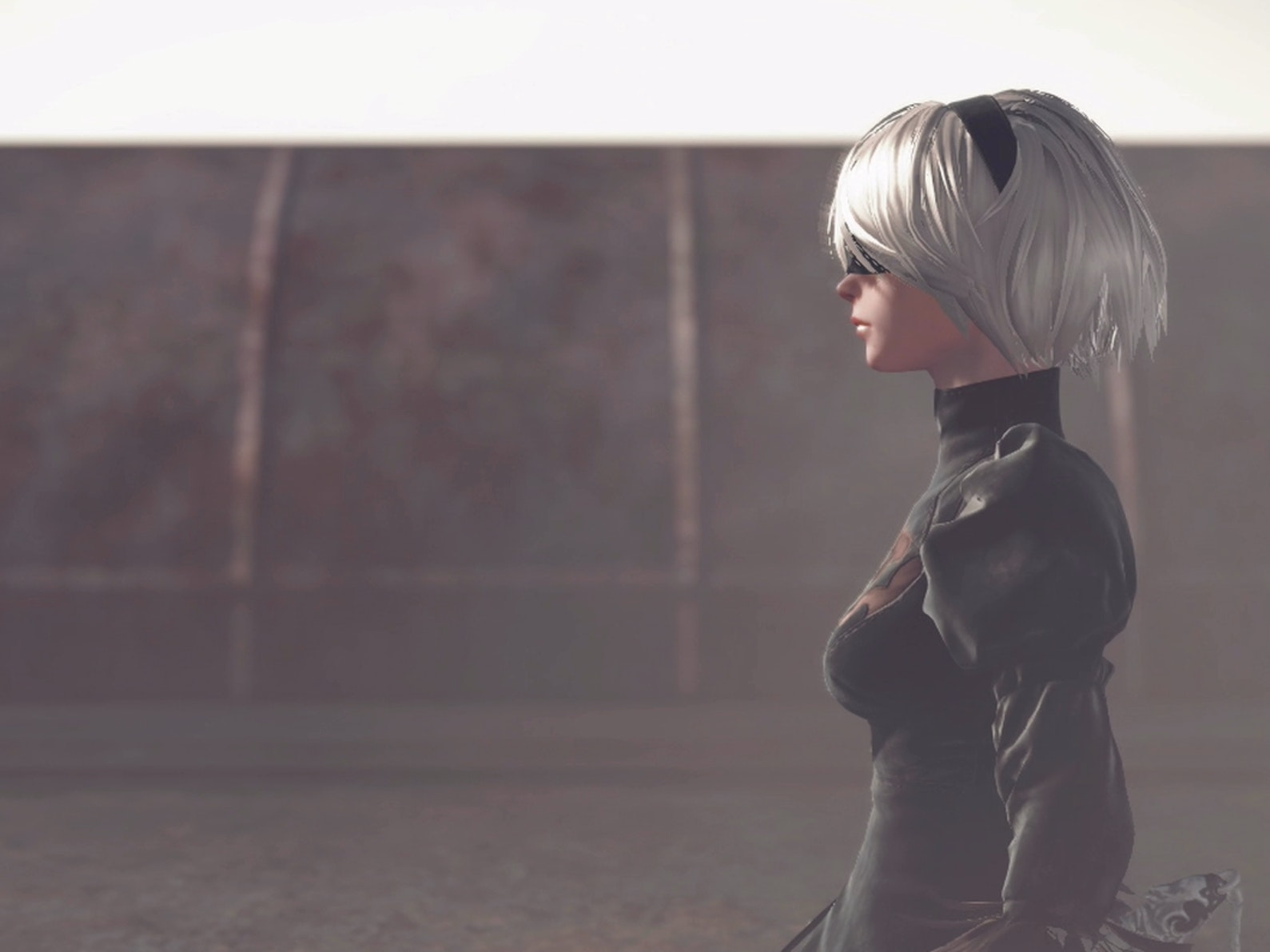 The 'Nier: Automata' Demo's Level Design Is Stunning