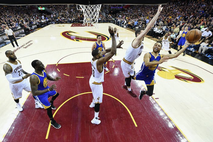 stephen curry game 3 nba finals