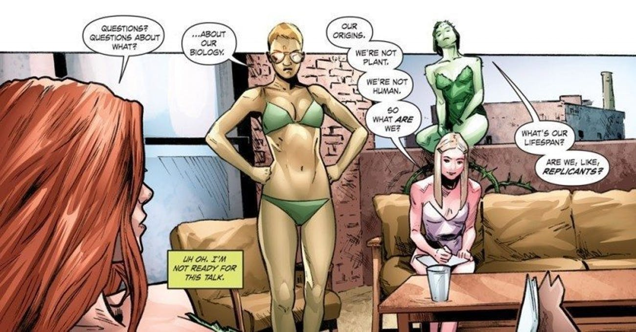 11 Characters We Hope to See in the 'Gotham City Sirens