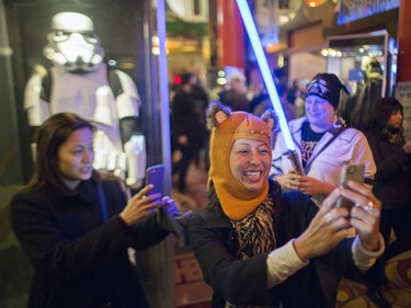 The Ludicrous 'Force Awakens' Box Office Was Like 80 Typical Movies in 2015